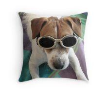 Playin' It Cool Throw Pillow