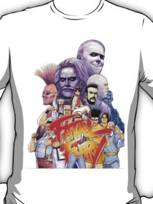 Fatal Fury  T-Shirt