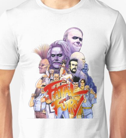 Fatal Fury  Unisex T-Shirt