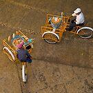 Strteet Vendors in Villahermosa by Zane Paxton