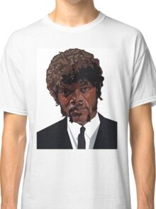 SAMUEL L. JACKSON PULP FICTION GRAPHIC TSHIRT Classic T-Shirt