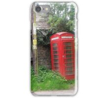 Country Communications iPhone Case/Skin