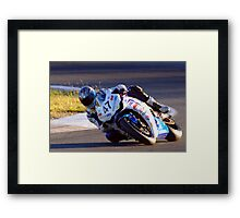 Take It To The Max Framed Print