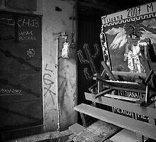 Donkey Cart #1 - Tijuana, Mexico - 2007 by Arturo Rubio