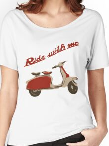 Ride with me Women's Relaxed Fit T-Shirt