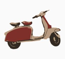 Lambretta for Two by Bjorn Olsson