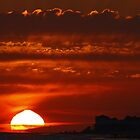 another sunset in Rota, Spain by fototaker