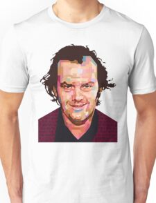 JACK NICHOLSON THE SHINING GRAPHIC ART TSHIRT T-Shirt