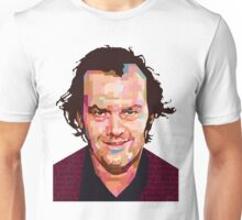 JACK NICHOLSON THE SHINING GRAPHIC ART TSHIRT Unisex T-Shirt