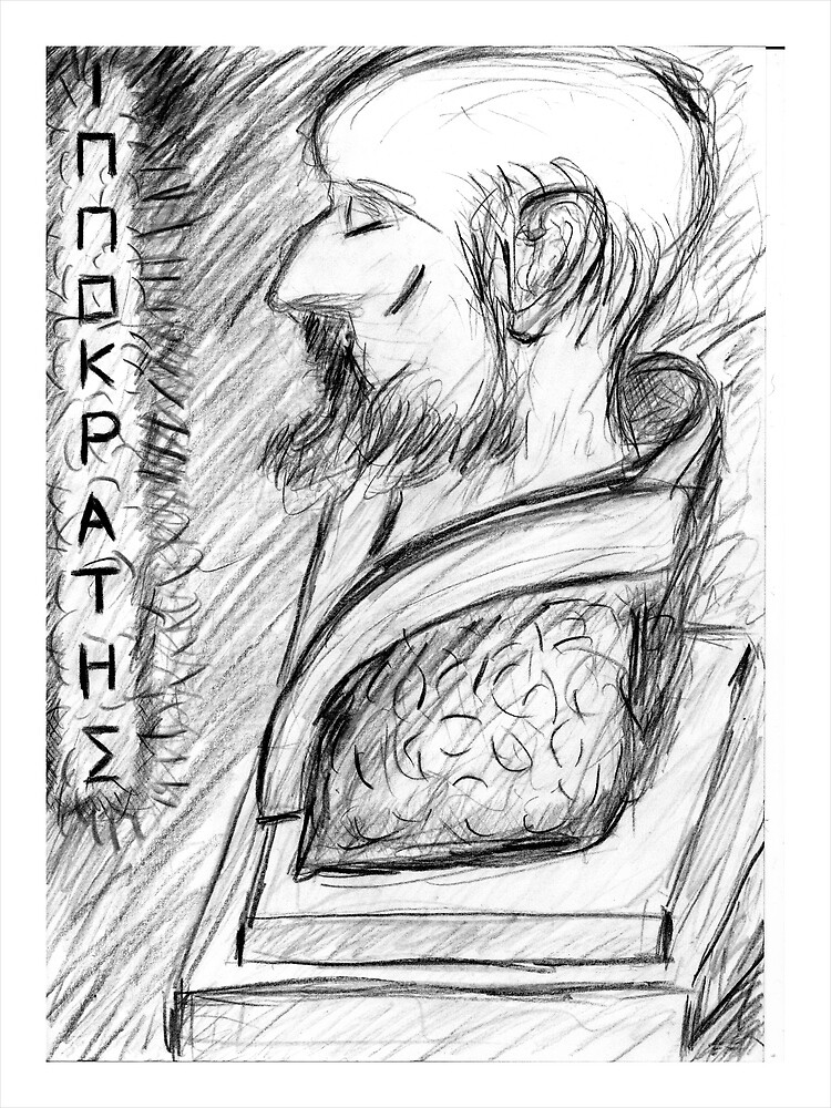 Hippocrates by Thom Carter