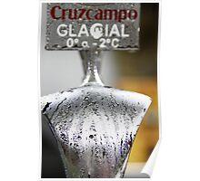 Cruzcampo Poster