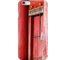 Pillars iPhone Case/Skin