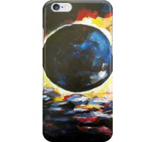 Solar Eclipse iPhone Case/Skin