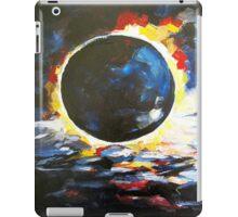 Solar Eclipse iPad Case/Skin