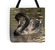 Australian Black Swan Tote Bag