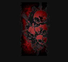 4 Skull Stack Unisex T-Shirt