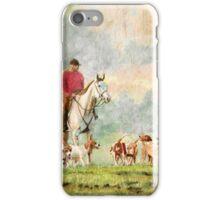 Fox Hunt iPhone Case/Skin