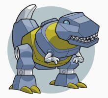 Dinobot by JoelCarroll