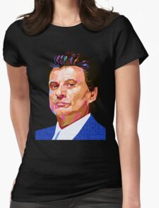 JOE PESCI GOODFELLAS GRAPHIC ART TSHIRT Womens Fitted T-Shirt