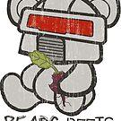 Bears Beets Battlestar Galactica by B4DW0LF