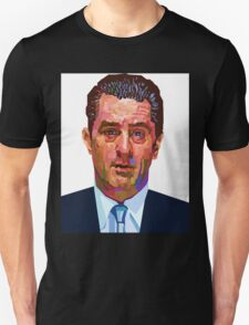 ROBERT DENIRO GOODFELLAS GRAPHIC ART PORTRAIT Unisex T-Shirt