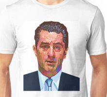 ROBERT DENIRO GOODFELLAS GRAPHIC ART PORTRAIT Unisex T-Shirt