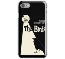 Hitchcocks The Birds iPhone Case/Skin