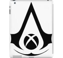 xbox assassins iPad Case/Skin