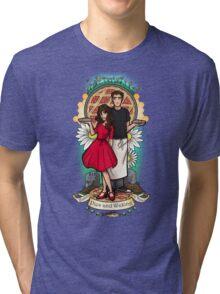 Alive Again Tri-blend T-Shirt
