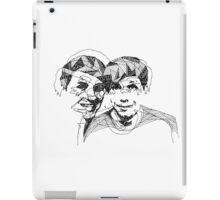 Danisnotonfire & AmazingPhil iPad Case/Skin