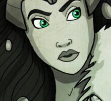Lady Loki Sticker