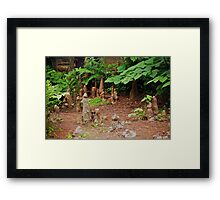 One For The Ladies... Framed Print