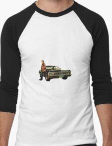 SPN Dean Men's Baseball ¾ T-Shirt