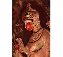Sri Lankan artwork sculpture Photographic Print