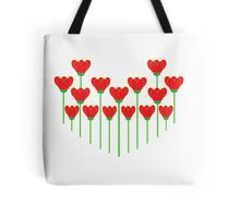 LET YOUR LOVE GROW Tote Bag