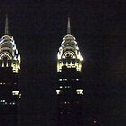 New York Style Chrysler Tower Twinned in Dubai by Keith Richardson