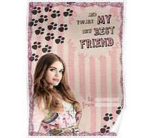 My Teenwolfed Valentine[You're My New Best Friend] Poster