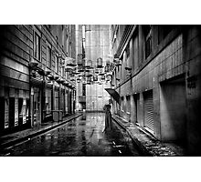 Angel Place Photographic Print