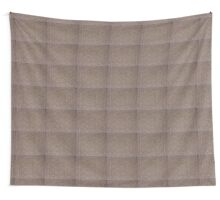 Aran Hand Knit 1 Wall Tapestry