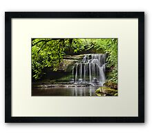 Walden Beck - West Burton Framed Print