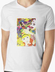 Alice and Dinah Mens V-Neck T-Shirt