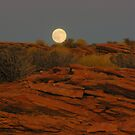 Page Arizona Moon by LizzieMorrison