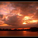 The End Of A Beautiful Day by Linda Miller Gesualdo