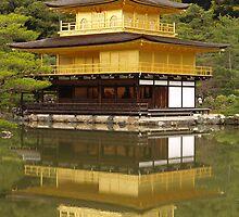 Kinkaku-Ji (Golden Temple), Kyoto by Melissa Pearson