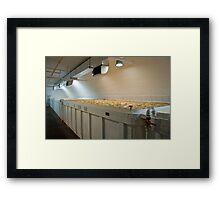 Beer Fermentation Framed Print