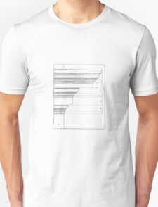 architecture proportions T-Shirt