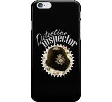 Detective Inspector iPhone Case/Skin