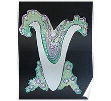 V for VALUES Poster