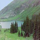 Emerald Lake, Colorado, USA by Adrian Paul