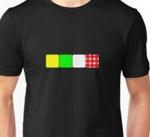 Tour de France Jerseys 2 Yellow Unisex T-Shirt
